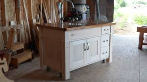 Kitchen Island Custom by Woodworkers Table Designs Michael Singer Fine Woodworking Offers