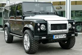 land rover skyfall land rover defender 110 xs 2 4 tdci lhd