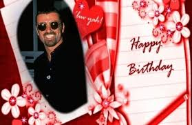 george michael happy birthday message pour george ii