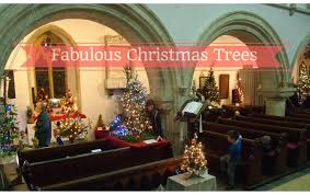 christmas tree pictures tree festivals in churches 2016