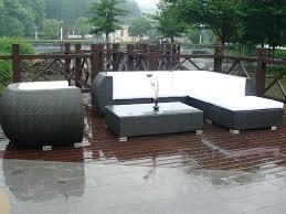 Patio Furniture Sectionals - outdoor patio furniture sectional u2014 jen u0026 joes design best