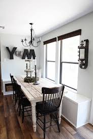 best 25 white farmhouse table ideas on pinterest farmhouse