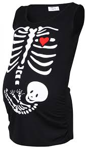 tshirt halloween happy mama women u0027s maternity halloween baby skeleton t shirt top