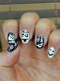 nail art funny image collections nail art designs