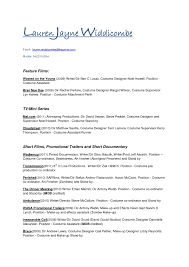 ideal resume example resumes perth the best resume film crew resume template design with resumes perth