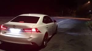 lexus is250 f sport titanium 2016 lexus is200t f sport straight pipe exhaust sound driving