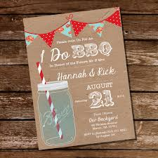 Engagement Party Decorations At Home Shabby Chic I Do Bbq Lnvitation Engagement Party Invitation