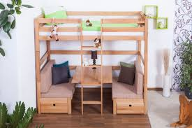 etagenbett mit schrank kinderbett etagenbett funktionsbett tim umbaubar zu einem