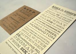wedding invitations cork custom vintage fonts letterpress wedding invitation with