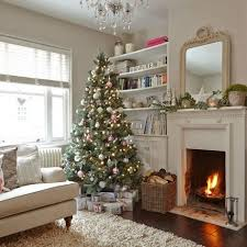 how to decorate your home for christmas living room amazing room living of 40 cozy christmas living room