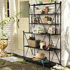 Patio Bakers Rack Pretty Outdoor Baker U0027s Rack Unknown Source How Does Your