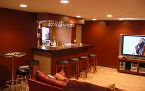Finished Basement Bedroom Ideas Bar Small Basement Bar Ideas Pretty Great Basement Bars