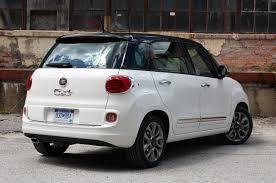 2014 fiat 500l first drive autoblog