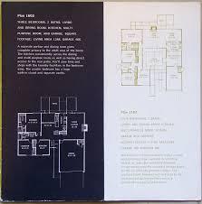 Eichler Floor Plan Eichlers In Concord Rancho Del Diablo Eichler Network