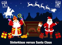 sinterklaas vs santa claus plexus