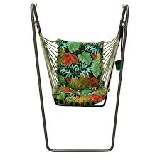 algoma swing chair and stand combination