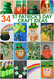 34 st patrick u0027s day craft ideas a little craft in your day