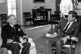 jfk and admiral anderson in the oval office 29 october 1962 the