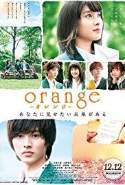 list film jepang komedi romantis orange 2015 imdb