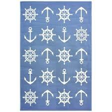 Nautical Kitchen Rugs Nautical Outdoor Rugs You Ll Wayfair