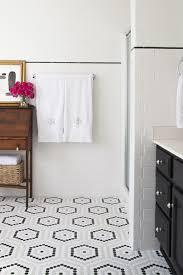 budget diy bathroom redo mosaic floors wall tiles and