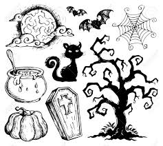 halloween trees halloween tree drawings u2013 halloween wizard