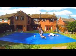 Backyard Slip N Slide Backyard Slip U0027n U0027 Slide Panna Match Youtube