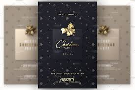 christmas brunch invitations invitation templates creative market