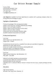 delivery driver sample resume u2013 topshoppingnetwork com