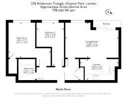 2 bed flat for sale in ashburton triangle london n5 43792529