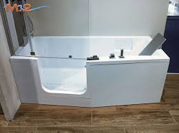 chiusura vasca da bagno vasca con sportello e doccia per anziani e disabili