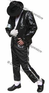 michael jackson full billie jean costume pro series