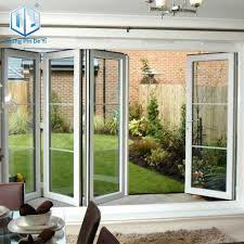 acoustic folding doors aluminium movable partition wall and