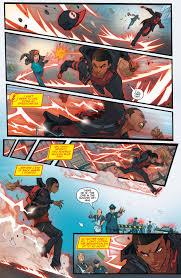 dc comics rebirth chapter teen titans 18
