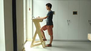 how not to use your standing desk