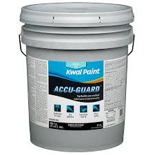shop kwal tintable flat latex interior paint actual net contents