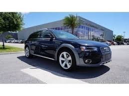 used audi station wagon used car dealer palm braman audi