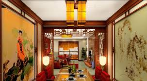 chinese home decor shocking authentic traditional chinese living room lounge interior