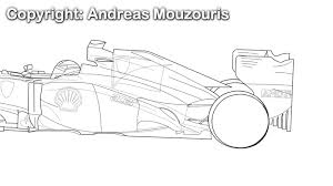 ferrari sketch the technical world of formula 1 explained ferrari exhaust rumors