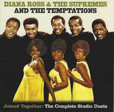 diana ross the supremes and the temptations joined together