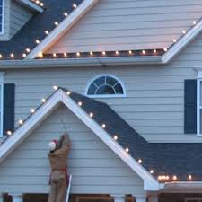christmas light installation light installation boomers cleaning
