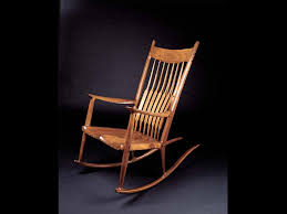 famous for his rocking chair sam maloof made furniture that had