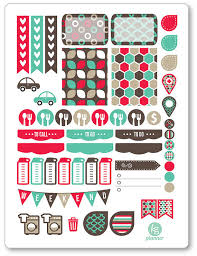 erin condren black friday sale nautical weekly spread planner stickers for erin condren planner