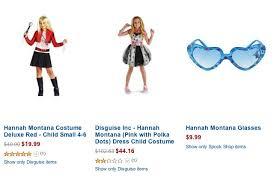 Hannah Montana Halloween Costume Miley Cyrus Halloween Costume Popular 2013 Business Insider