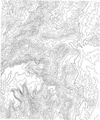 Arizona Topographic Map by 3d Geologic Map Gallery