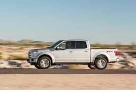 Ford F150 Truck Diesel - 2015 ford f 150 platinum 4x4 supercrew first test