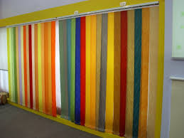 interior design awesome vertical colorful bali blinds for window