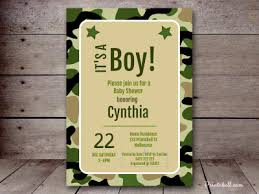 camouflage baby shower camo ideas themes with camouflage baby shower invitations