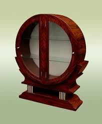 Art Deco Round Display Cabinet Art Deco Furniture Who Makes Stuff That Looks Like This Nowadays