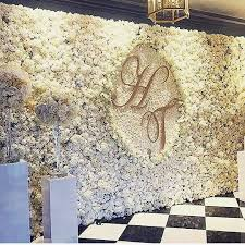 wedding backdrop flowers the 25 best flower wall wedding ideas on flower